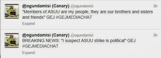On ASSU Strike